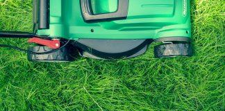 Simple push lawn mower