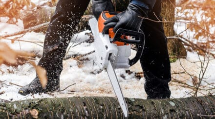 Are Chainsaws Hard to Use?
