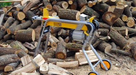 How Much Does a Log Splitter Cost? [With Price Range per Type]